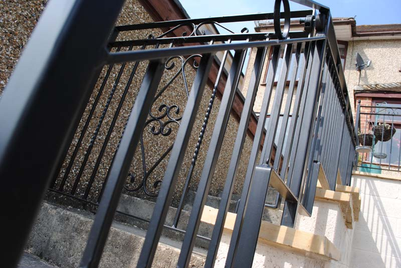railings-and-gate