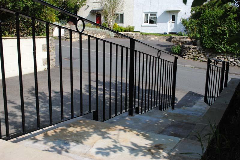 stair-handrail